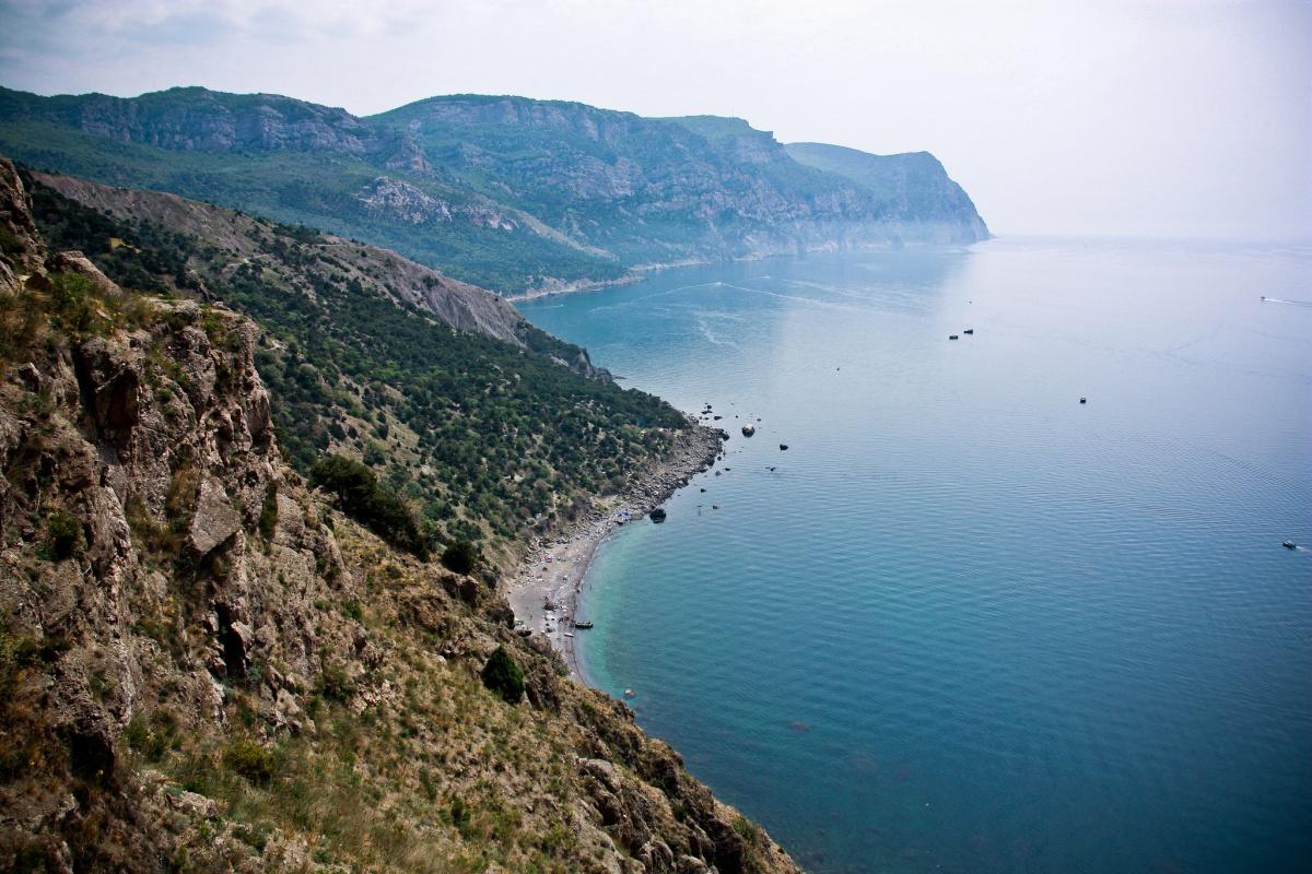 Картинки черноморское побережье крым