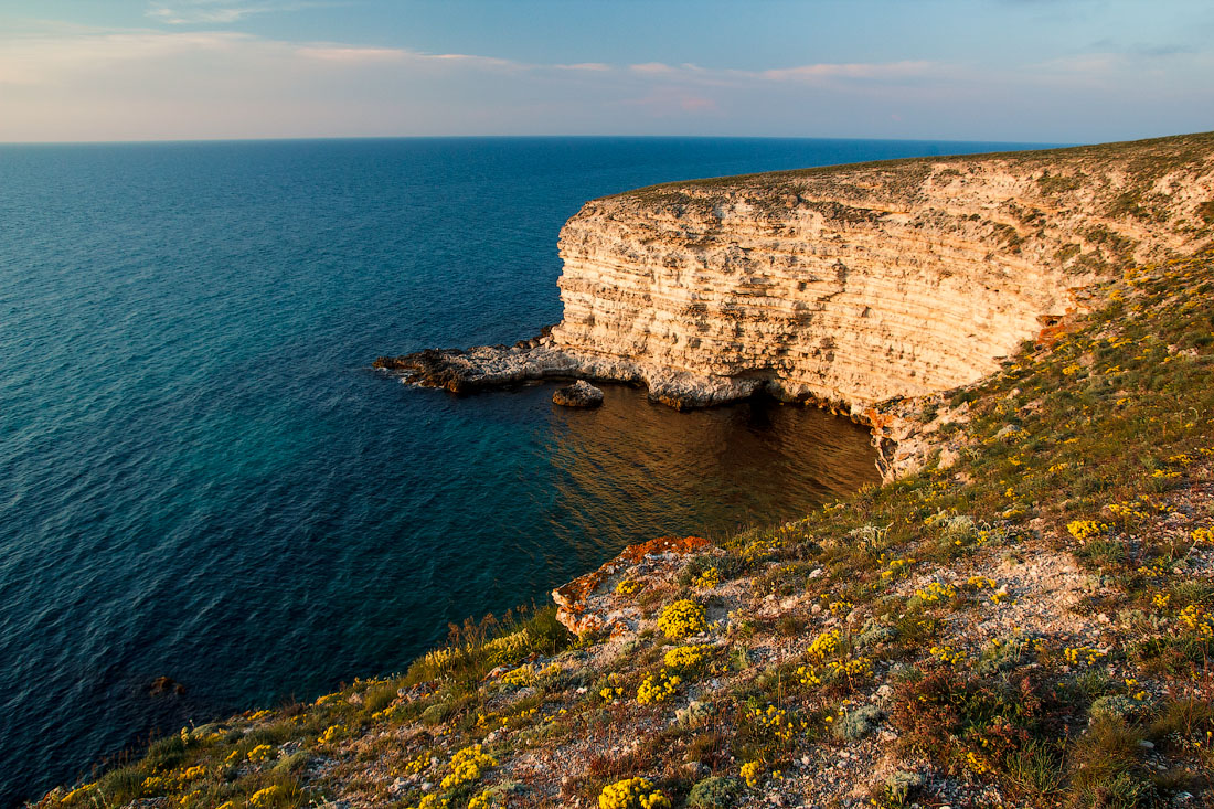 западное побережье крыма фото достоинством снуда можно
