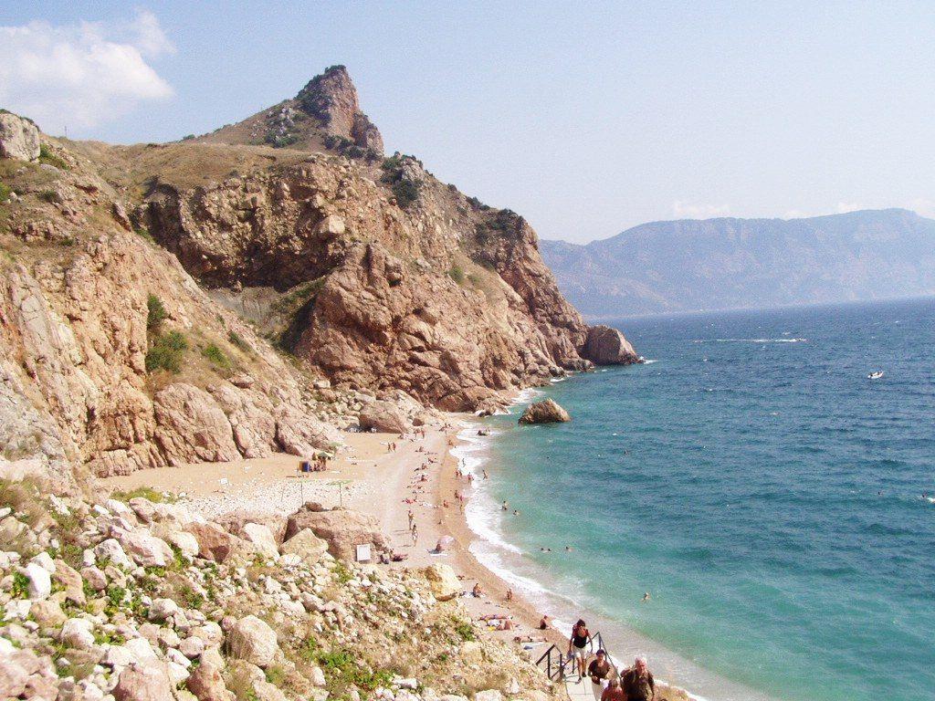 пляж васили балаклава фото картины