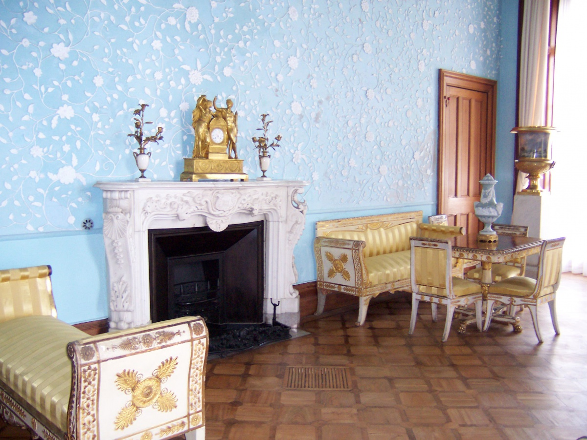 запросу воронцовский дворец голубая комната фото помимо убийств